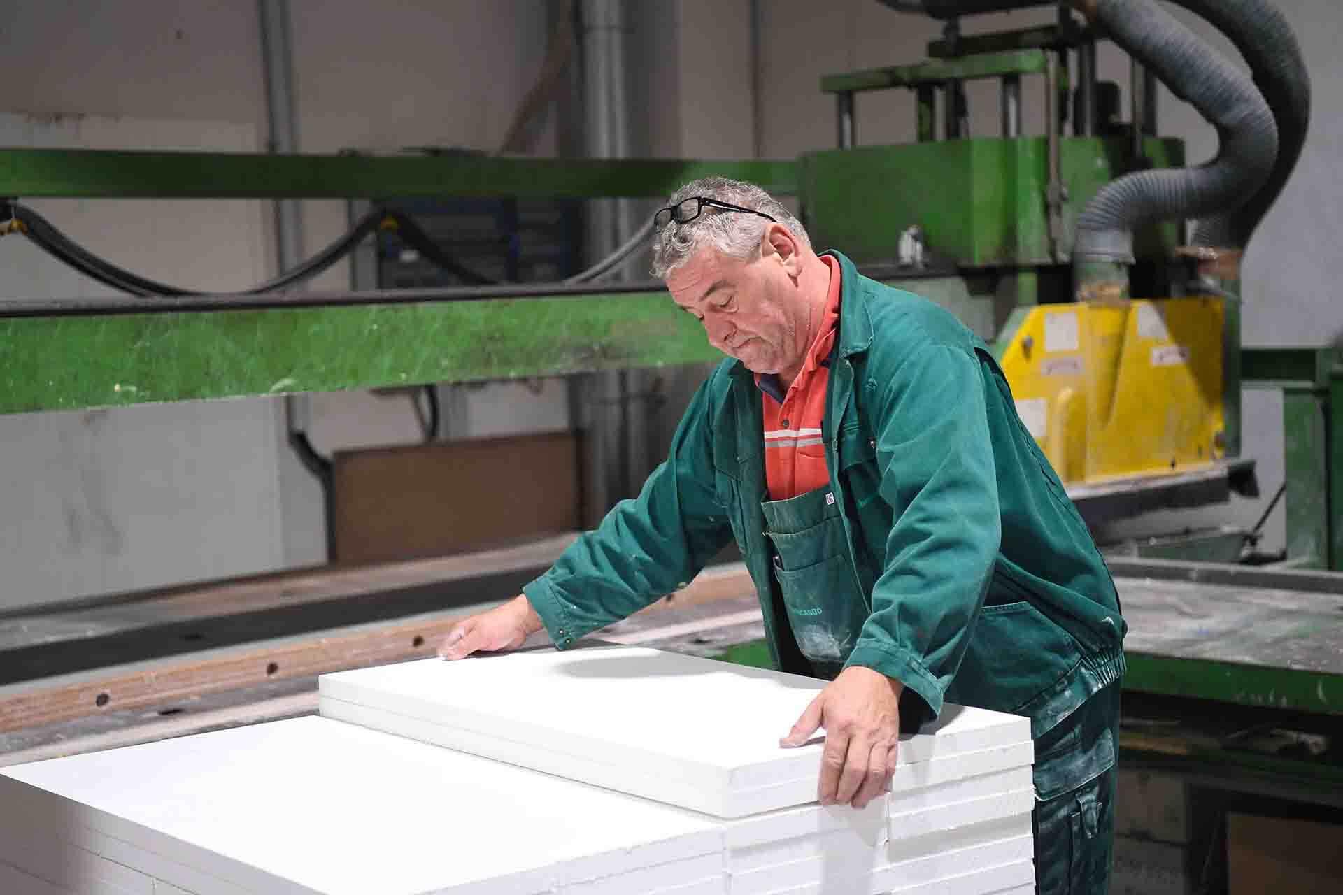 RAUERT Brandschutzplatten - Bearbeitung von PROMAT-Erzeugnissen